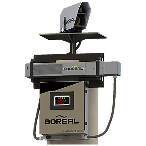 Boreal GasFinder3-DC Dual Channel