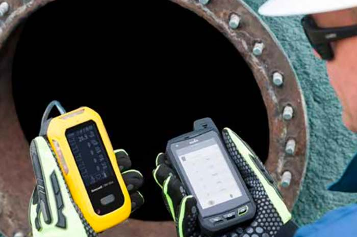 Confined Spaces Monitoring