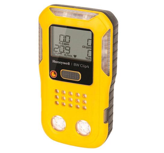 Honeywell BW Clip4 Multi-Gas Detector