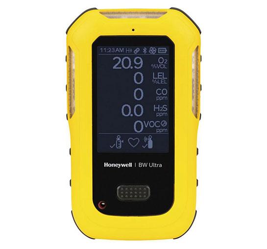 Honeywell BW Ultra 5-Gas detector