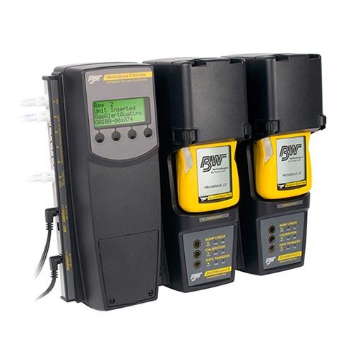 MicroDock II Calibration System