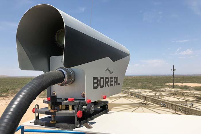 Perimeter Monitoring Equipment