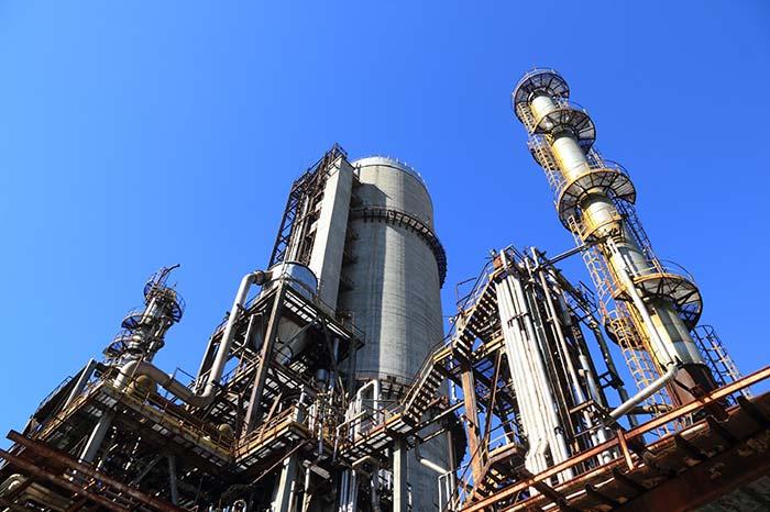 Refineries Factories
