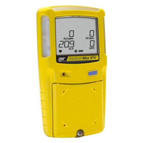 GasAlert Max XTII Multi-Gas Detector